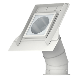 Velux skylights low pitch skylight roof windows and sun Velux sun tunnel installation instructions