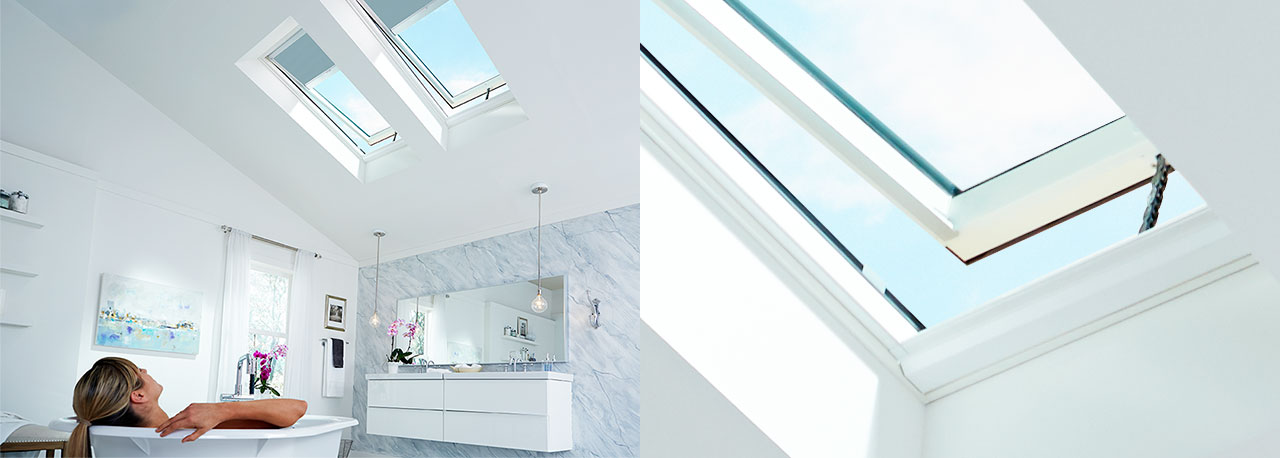 Velux Low Pitch Opening Skylight